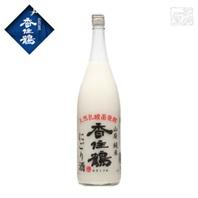 香住鶴 山廃 純米 にごり酒 1800ml 日本酒
