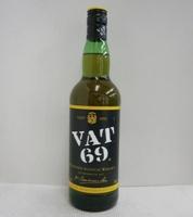 VAT69 並行 40% 700ml ブレンデッドスコッチウイスキー