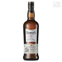 デュワーズ 12年 正規 40% 700ml ブレンデッドスコッチウイスキー