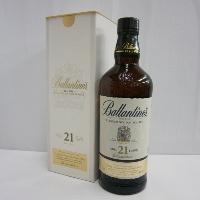 バランタイン 21年 並行 40% 700ml ブレンデッドスコッチウイスキー