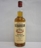 リチャードソン 40% 700ml ブレンデッドスコッチウイスキー
