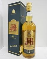 J&B エクセプション ピュアモルト 12年 並行 40% 700ml ピュアモルトスコッチウイスキー