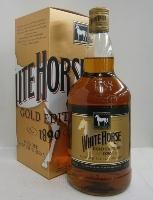 ホワイトホース ゴールドエディション 並行 43% 1000ml ブレンデッドスコッチウイスキー