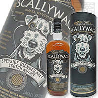 スカリーワグ 並行 46% 700ml ダグラスレイン ブレンデッドモルトスコッチウイスキー