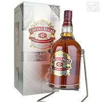 シーバスリーガル12年 ガロンボトル 並行 40% 4500ml (4.5リットル)  ブレンデッドスコッチウイスキー