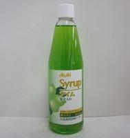 アサヒ シロップ ライム果汁入り 600ml瓶