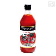 サンビネガー 燃えるトマト酢 900ml 瓶 ディ・ハンズ