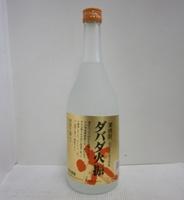 栗焼酎 ダバダ火振 25% 720ml