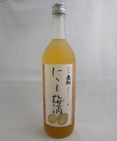 伊丹老松酒造 にごり梅酒 12% 720ml