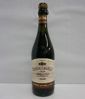 カビッキオーリ ランブルスコ ロッソ ドルチェ 正規 7.5% 750ml 赤 微発泡ワイン
